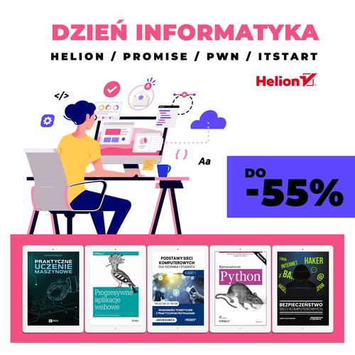 Dzień Informatyka 👨💻👩💻 [Rabaty do -55%]