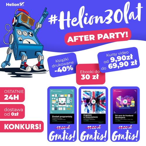 #Helion30lat - After Party!