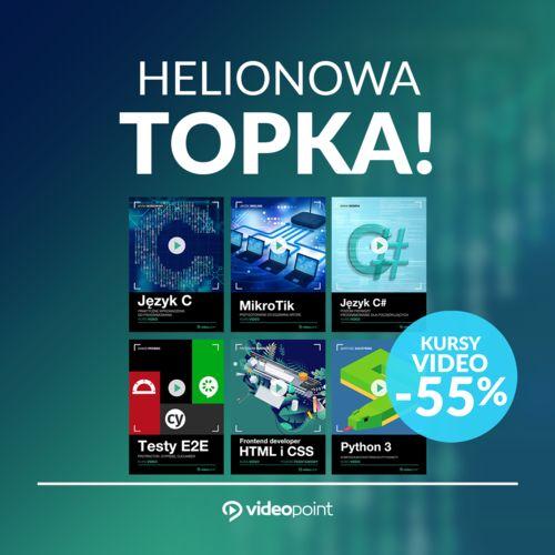 Helionowa (kursowa) TOPKA! [-60%]