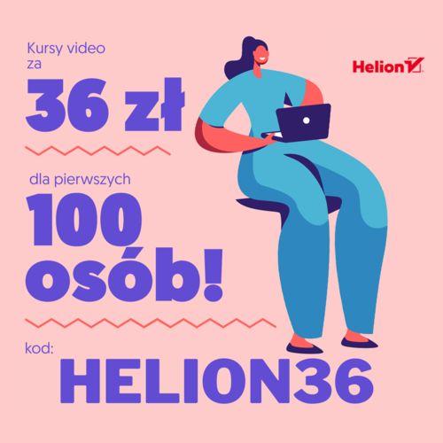 Kursy video za 36 zł dla pierwszych 100 osób!