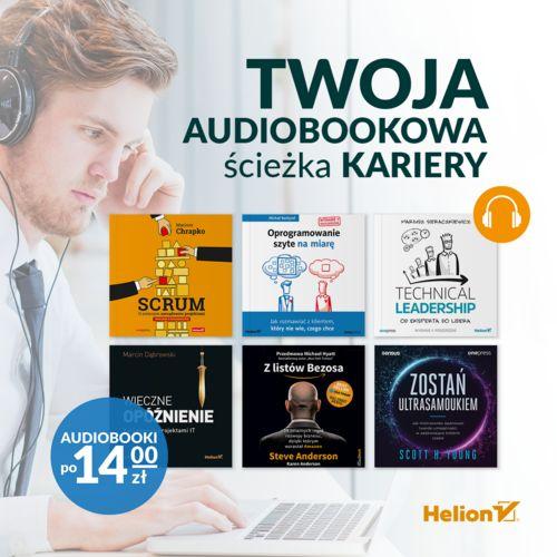 Twoja AUDIOBOOKOWA ścieżka kariery [Audiobooki po 14zł]