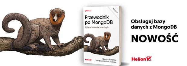 Przewodnik po MongoDB. Wydajna i skalowalna baza danych. Wydanie III