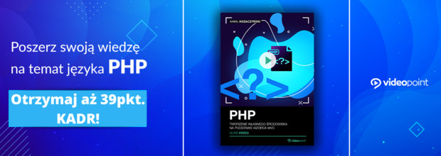 Zostań programistą PHP!
