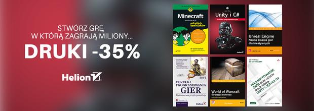 Stwórz grę, w którą zagrają miliony... [Druki -35%]