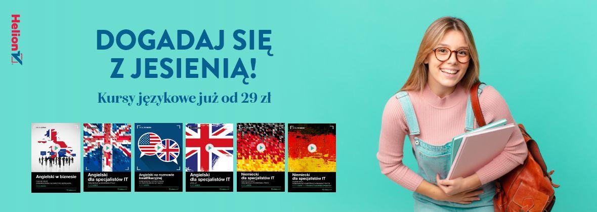 Promocja na ebooki Dogadaj się z jesienią!