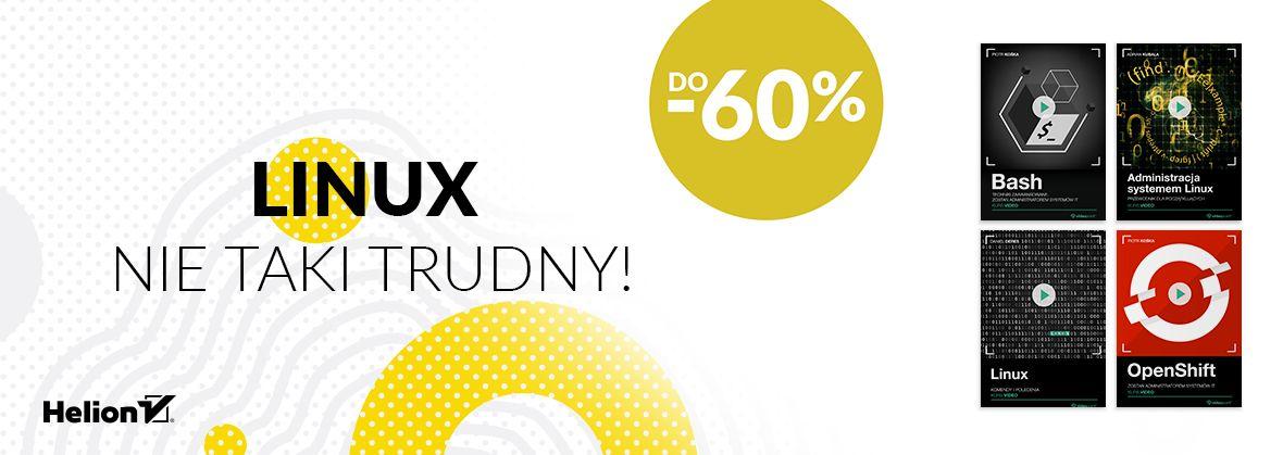 Promocja na ebooki Linux nie taki trudny!