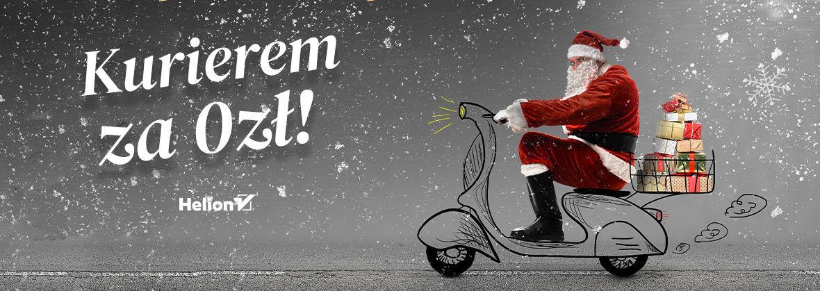 Kurierem za 0zł! / Zaszalej przed Świętami!