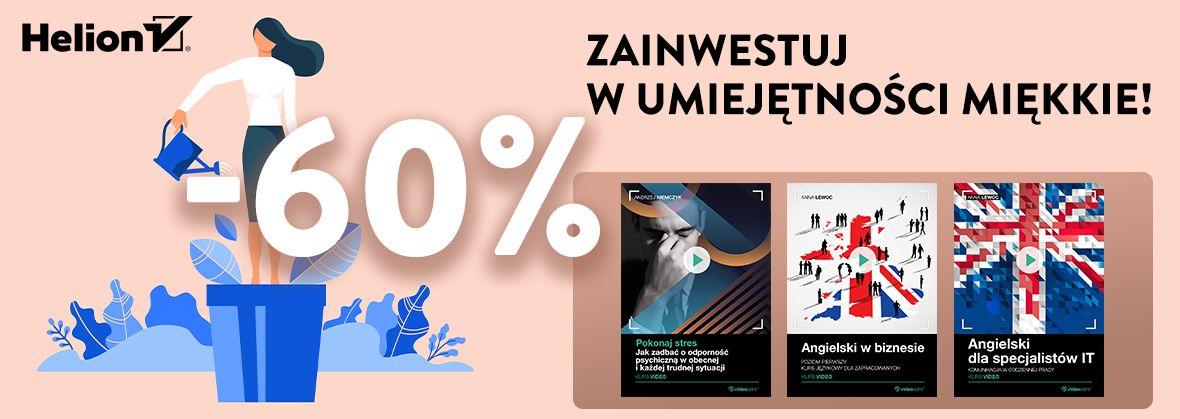 Promocja na ebooki Zainwestuj w umiejętności miękkie!