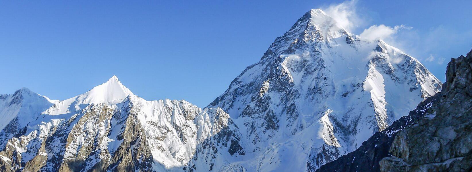 Bestia i książę - kto jako pierwszy próbował zdobyć K2?
