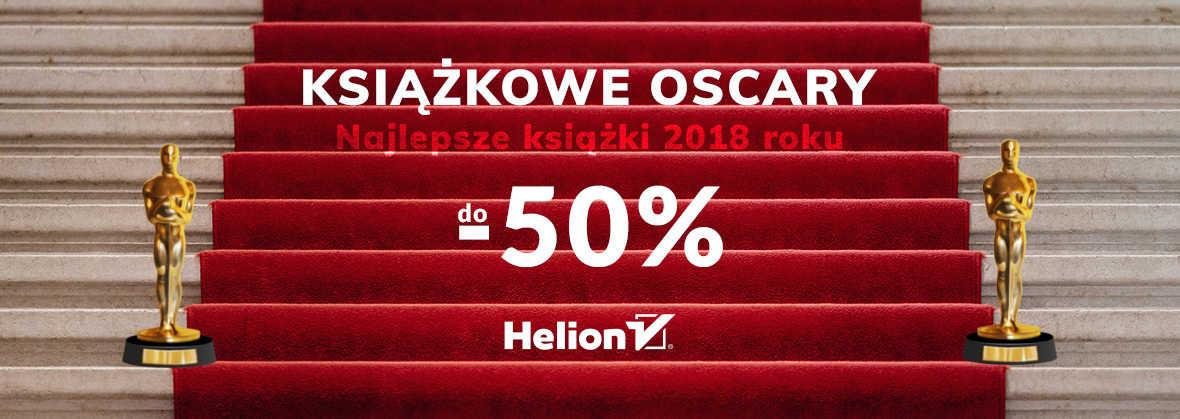 Książkowe Oscary 2019! Najlepsze tytuły ubiegłego roku do -50%