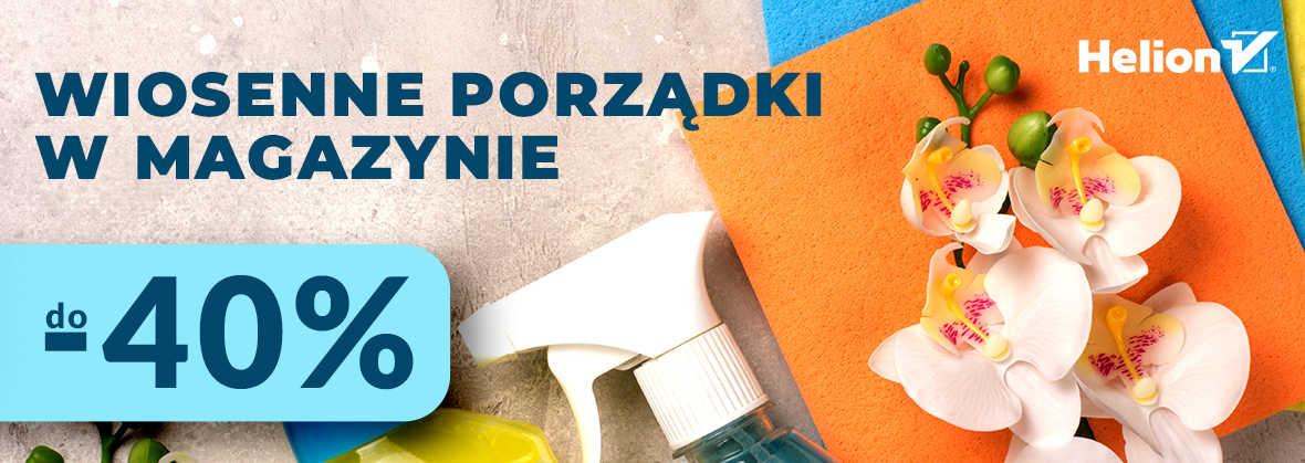 Wiosenne porządki na Helion.pl!