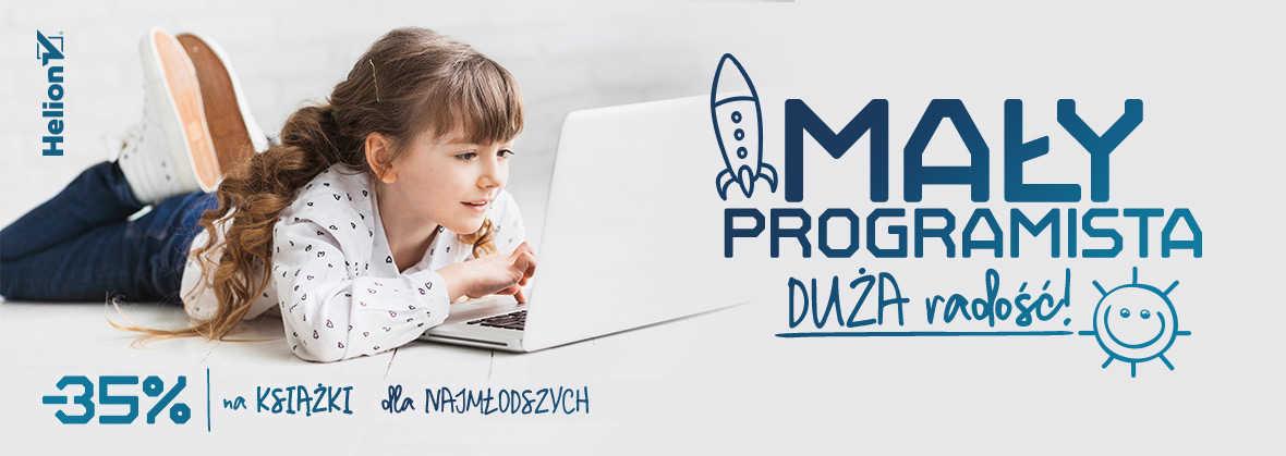 Promocja na ebooki Mały programista - duża radość!