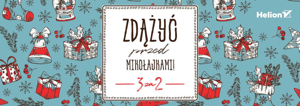 Mikołajkowa promocja 3za2 - w tym roku przygotuj większą skarpetę!