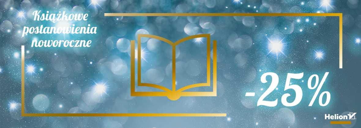 Postanowienia noworoczne - a Ty czego nauczysz się w nowym roku? [-25%]
