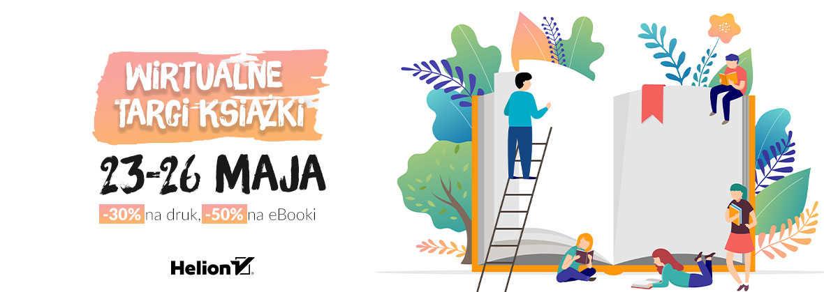 Wirtualne Targi Książki -30%, -50% + darmowy kurier!