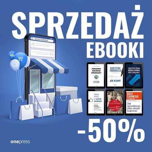 Sprzedaż - rób to skutecznie [Ebooki -50%]