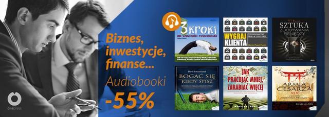 audiobooki finanse Sonia