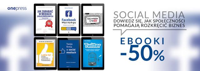 Social Media | Facebook ~EBOOKI -50%