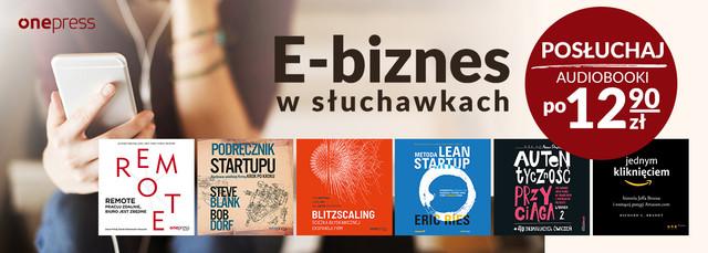 Audiobooki po 12.90 zł! ~ E-biznes