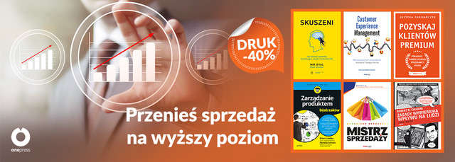 Sprzedawaj więcej [DRUKI -40%]