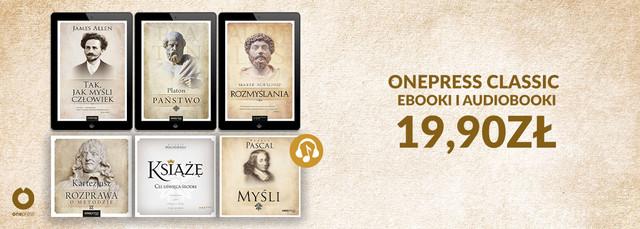 Onepress Classic ebooki i audiobooki - klasyka