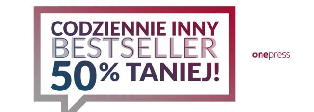 50 % bestsellery