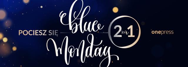 blue monday 2za1, dwie książki w cenie jednej