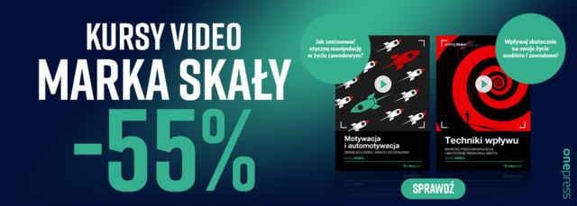 Kursy Video [-55%]