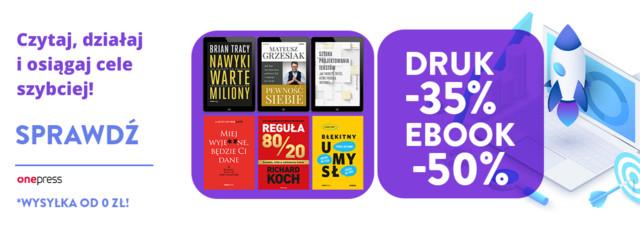 Czytaj i działaj [KSIAŻKI DRUKOWANE -35% EBOOKI -50%]