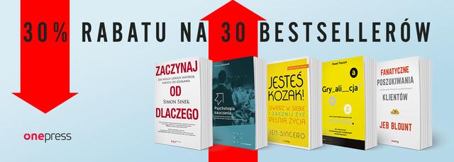 top 30 bestsellerów