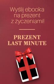 Prezenty last minute w księgarni sensus.pl