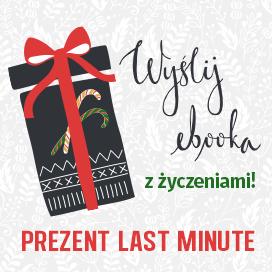 Prezenty last minut w księgarni sensus.pl