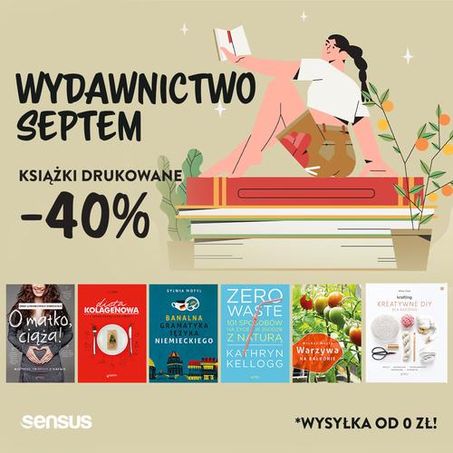 🟡 Wydawnictwo SEPTEM [-40% | Wysyłka od 0 zł]
