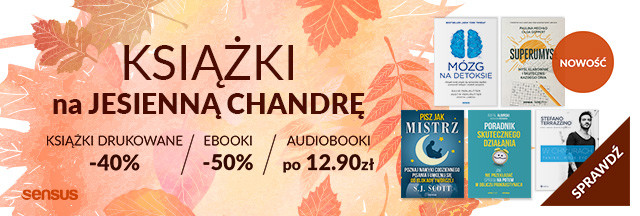 Książki na jesienną chandrę