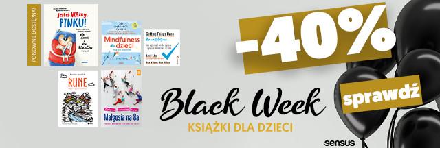 #blackweek dla DZIECI!