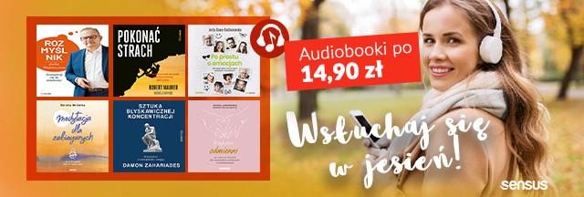 wsłuchaj się w jesień audio 14,90zł
