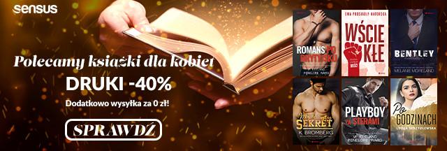 [-40%] Książki dla Kobiet