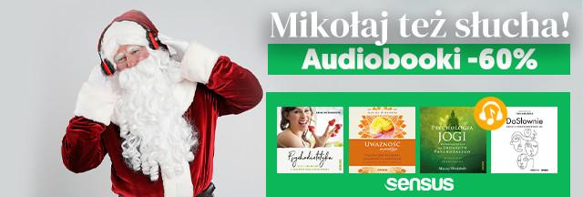 Audiobooki 60% taniej!