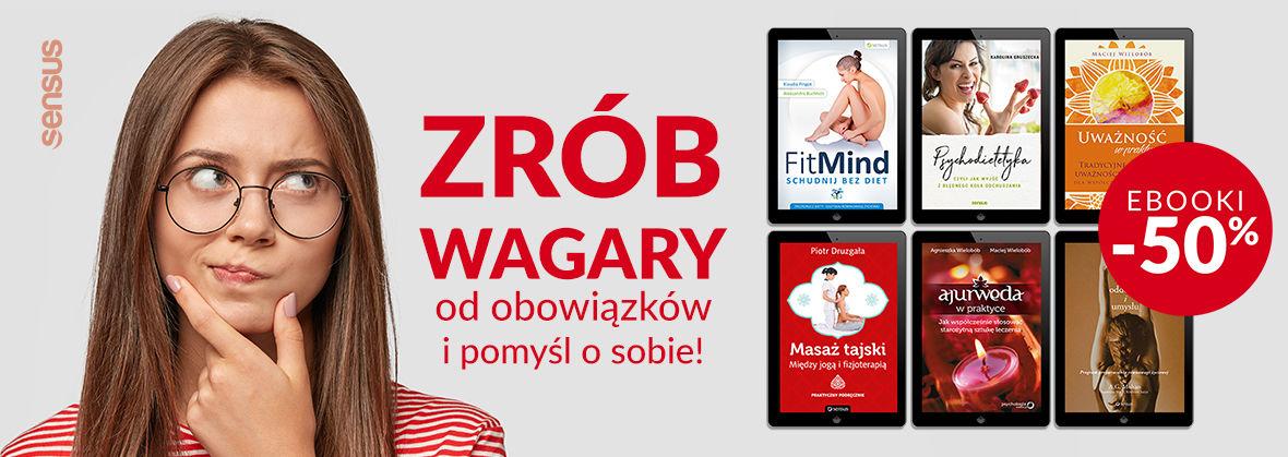 Promocja na ebooki Dzień Wagarowicza! ~Ebooki -50%!