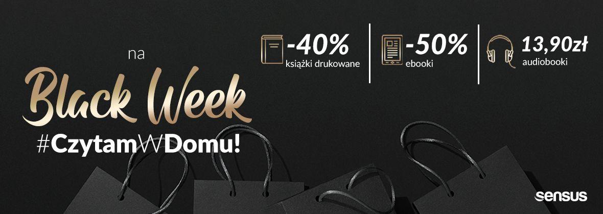Promocja na ebooki ⬛ Black Week ⬛